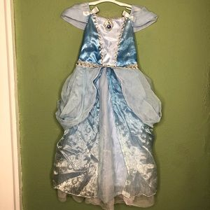 Disney Costumes - Disney Store Cinderella Costume Size 4